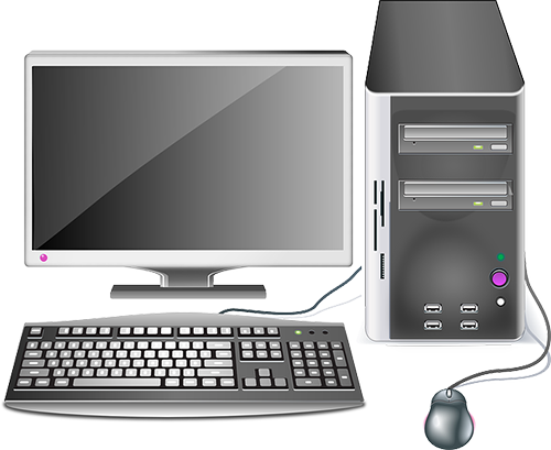 Graphic of a Computer